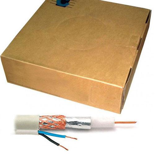 cablu coaxial
